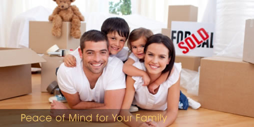 peace of mind for your family